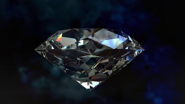 מבחן העיתון לאימות יהלומים